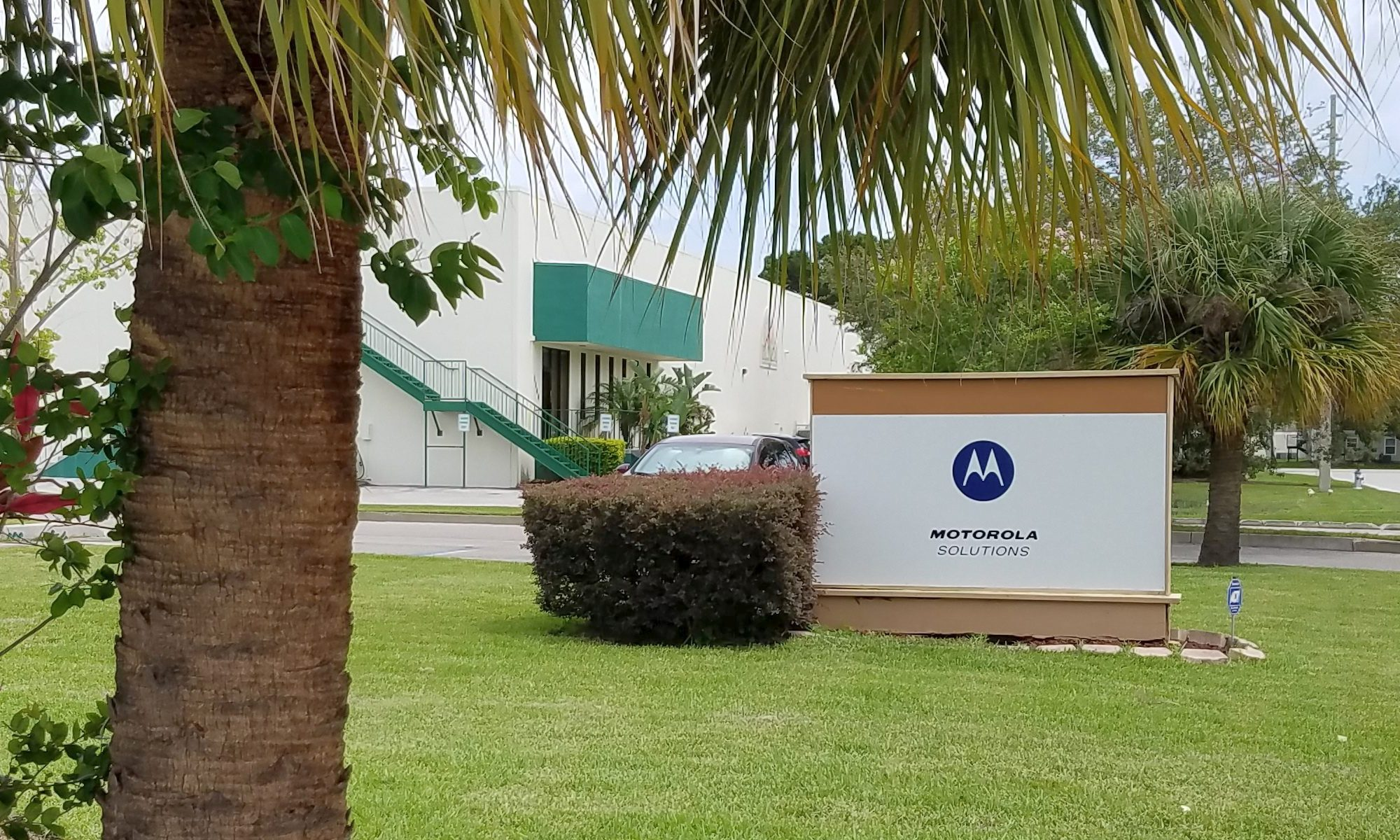 Motorola Solutions Center
